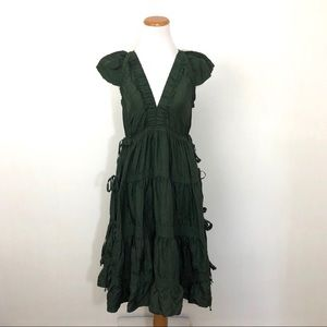 Marc by Marc Jacobs Silk Prairie Dress